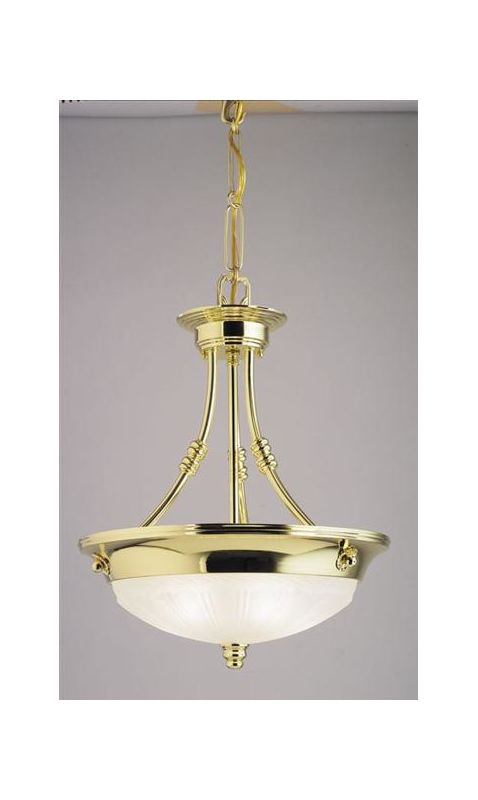 Westinghouse 69156 Bowl Pendant from the Provincial Collection