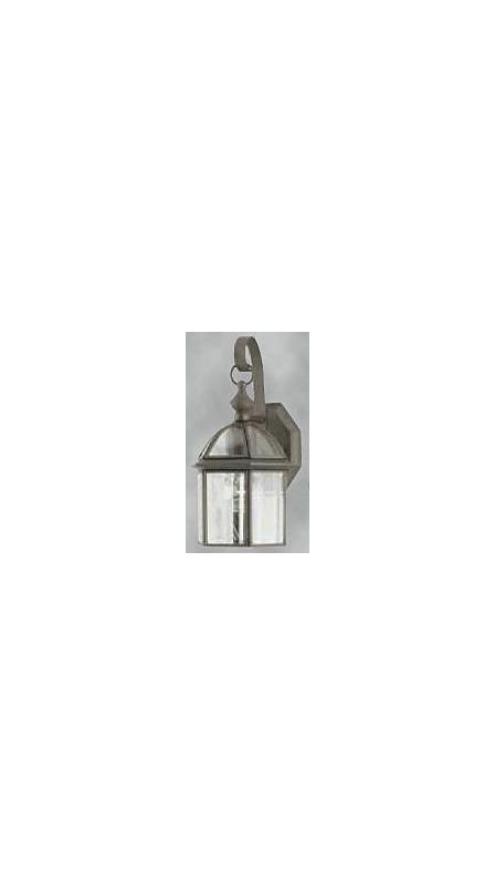 Westinghouse 69856 1 Light Outdoor Wall Sconce from the Monticello