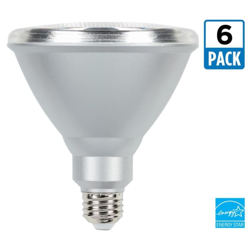 Westinghouse 5301420 Pack of (6) 15 Watt Damp Rated Dimmable PAR38