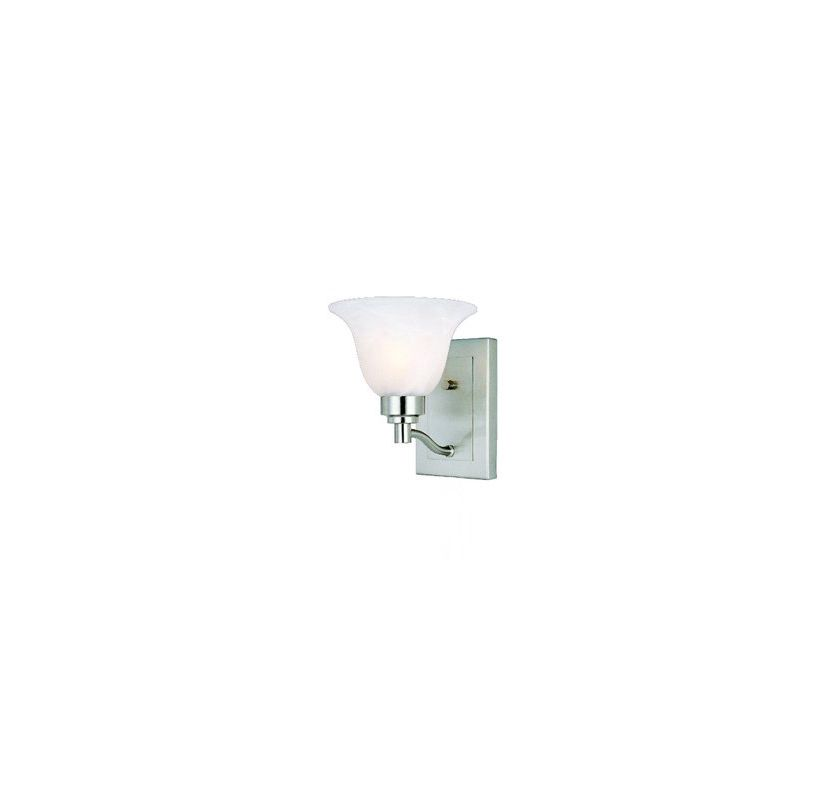 Westinghouse 66647 Up Lighting Wall Sconce from the Churchville