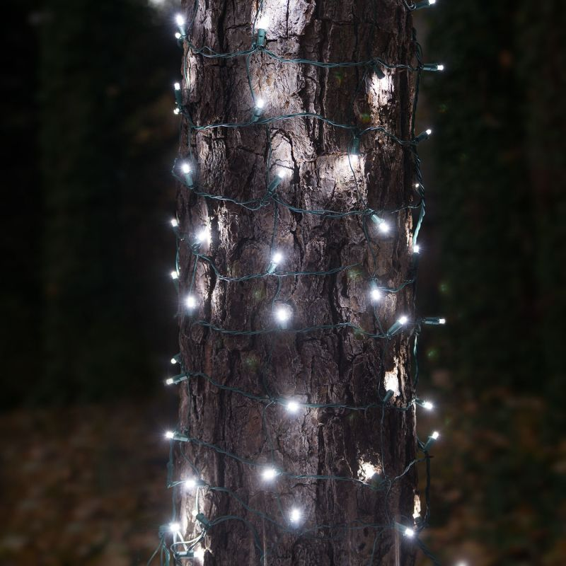 Wintergreen Lighting 71305 100 Bulb 2ft x 6ft LED Decorative Holiday
