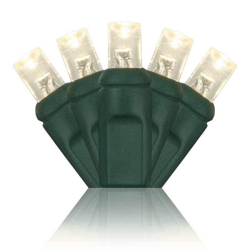 Wintergreen Lighting 22002 20 Bulb 5mm Warm White LED Christmas Lights Sale $7.84 ITEM: bci2545948 ID#:LE-PRM-5MM-20-WW-L24-S4-T0-GW UPC: 840052103362 :