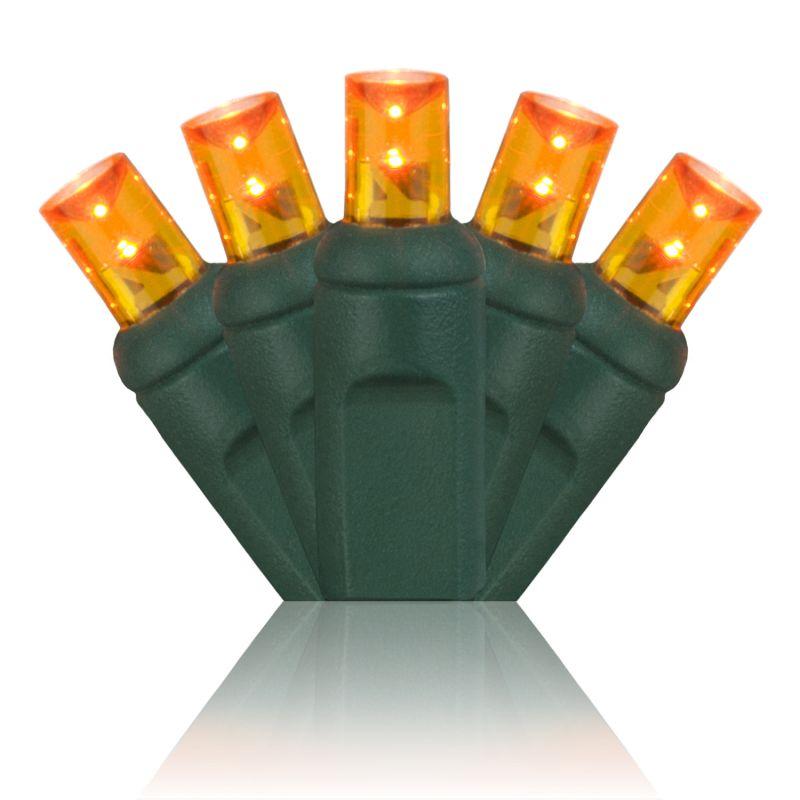 Wintergreen Lighting 20357 70 Bulb 5mm Amber / Orange LED Christmas Sale $18.06 ITEM: bci2545962 ID#:LE-PRM-5MM-70-AMB-L6-S4-T6-GW UPC: 840052100064 :