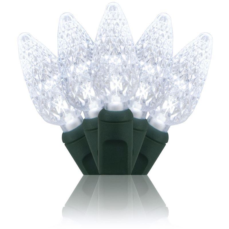 Wintergreen Lighting 20292 70 Bulb C6 Cool White LED Christmas Lights Sale $22.54 ITEM: bci2545973 ID#:LE-PRM-C6-70-CW-L6-S4-T6-GW UPC: 840052100200 :