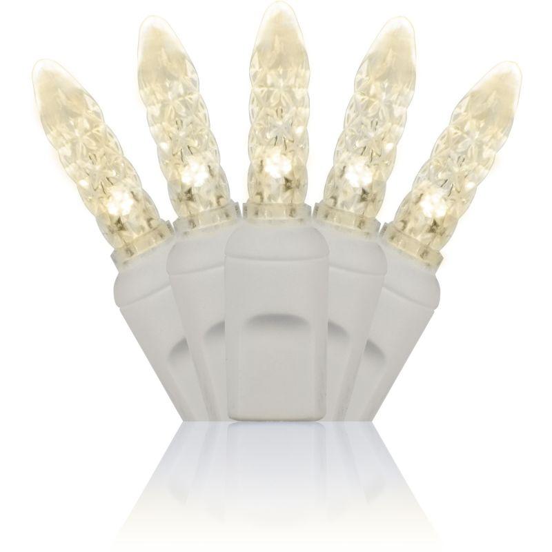 Wintergreen Lighting 50590 70 Bulb M5 Warm White LED Christmas Lights Sale $20.30 ITEM: bci2545961 ID#:LE-PRM-M5-70-WW-L6-S4-T6-WW UPC: 840052100385 :