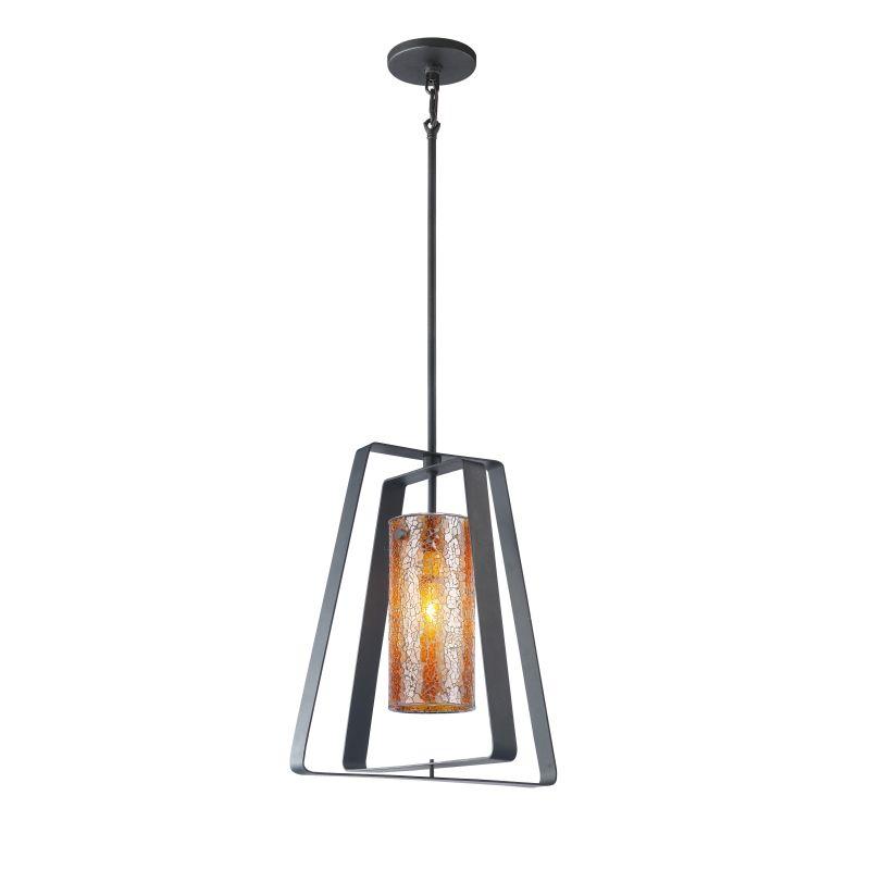 Woodbridge Lighting 13123TBK-M10AMB 1 Light Foyer Pendant with Amber Sale $141.71 ITEM: bci1978686 ID#:13123TBK-M10AMB :