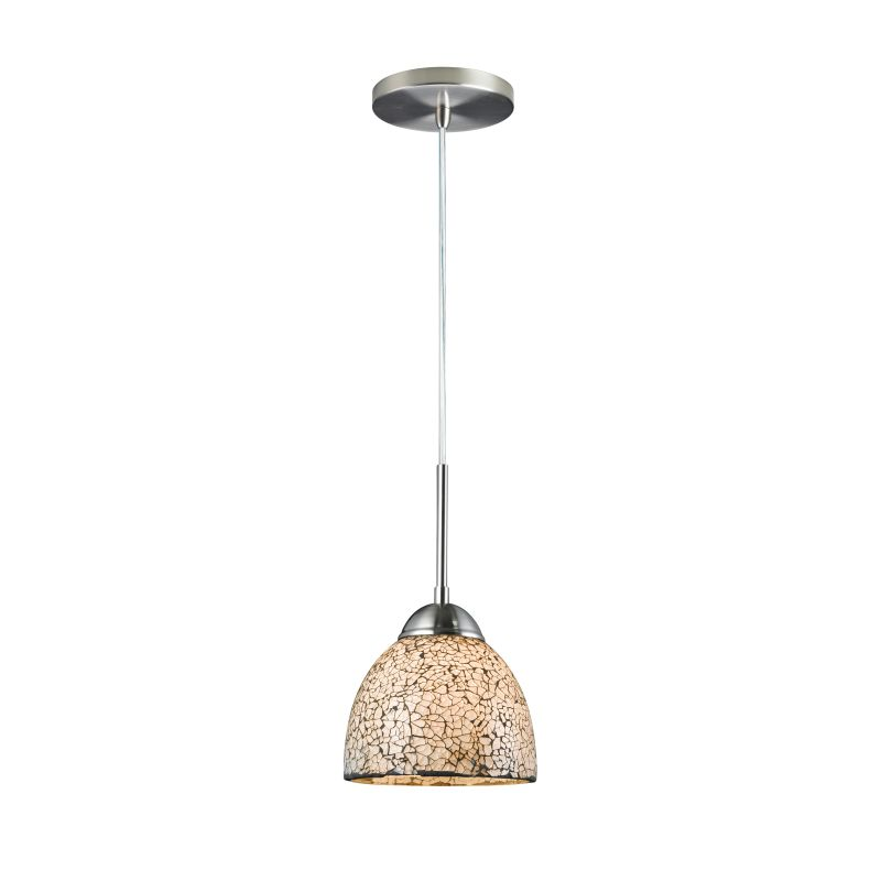 Woodbridge Lighting 13623STN-M21WHT 1 Light Mini Pendant with Satin Sale $99.65 ITEM: bci1978719 ID#:13623STN-M21WHT :