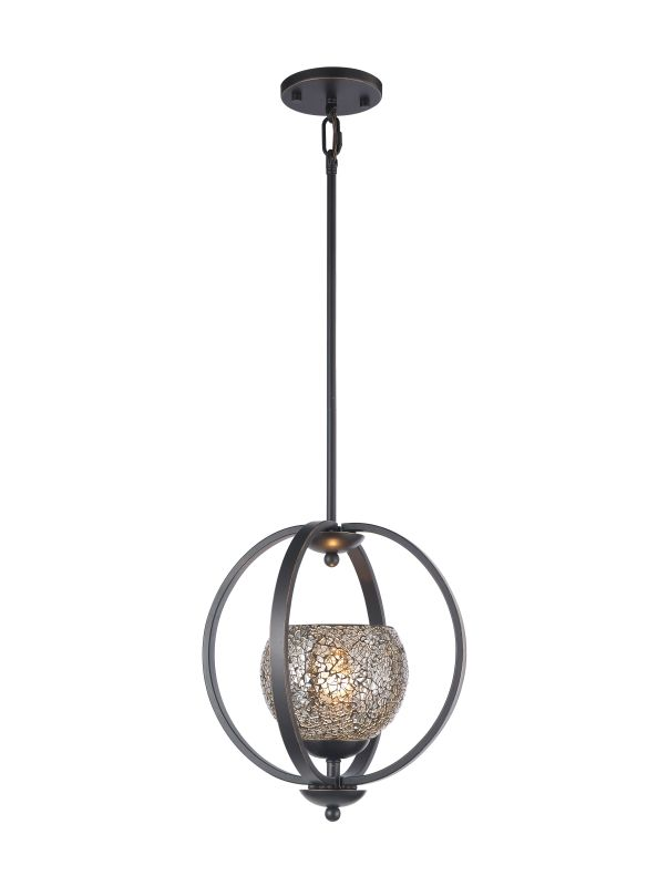 Woodbridge Lighting 13923MEB-MIR 1 Light Adjustable Height Foyer Sale $150.88 ITEM: bci1978745 ID#:13923MEB-M00MIR :