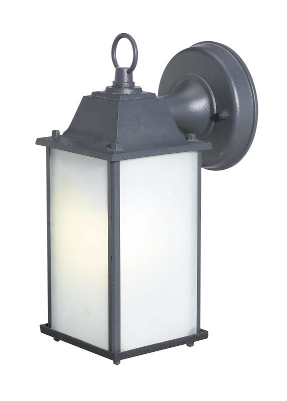 Woodbridge Lighting 60001WL-BKP 1 Light Wall Sconce with Bulb Included Sale $37.47 ITEM: bci1978760 ID#:60001WL-BKP :