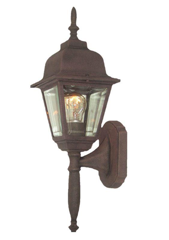 Woodbridge Lighting 60003-RTP 1 Light Wall Sconce from the Basic