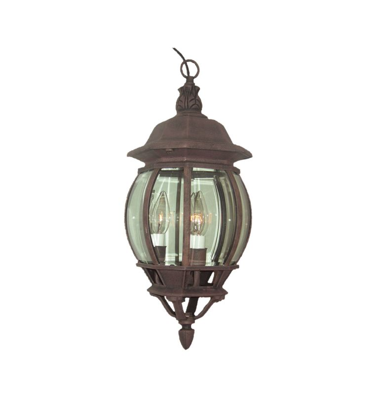 Woodbridge Lighting 61005-RTP 1 Light Outdoor Pendant with Clear Glass Sale $68.59 ITEM: bci1978805 ID#:61005-RTP :
