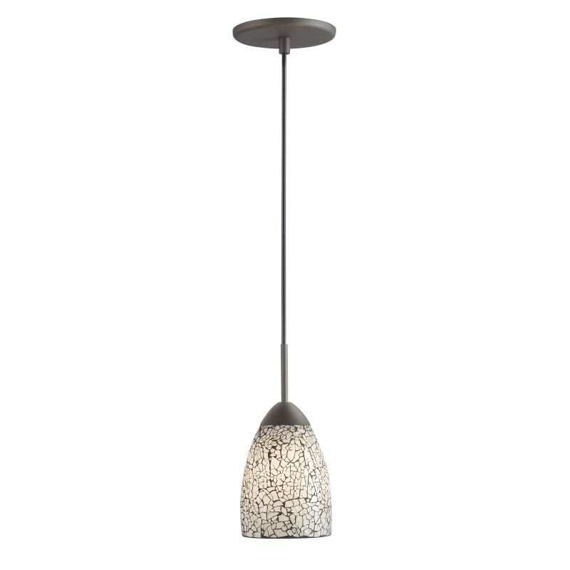Woodbridge Lighting 13223MEB-M20 1 Light Venezia Metallic Bronze Mini Sale $73.14 ITEM: bci2199802 ID#:13223MEB-M20WHT :
