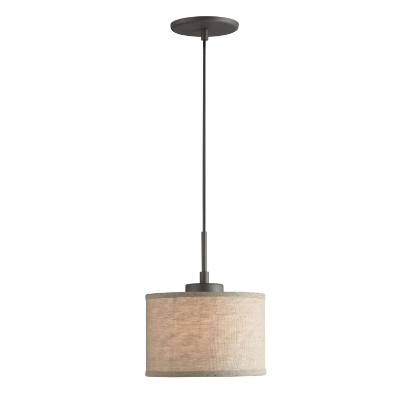 Woodbridge Lighting 13323MEB-S108 1 Light Metallic Bronze Mini Pendant Sale $73.14 ITEM: bci2199733 ID#:13323MEB-S10801 :