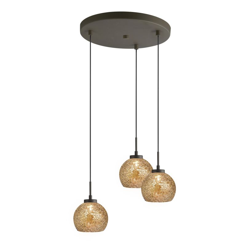 Woodbridge Lighting 13324MEB-M00 3 Light Metallic Bronze Multi Light Sale $388.61 ITEM: bci2199743 ID#:13324MEB-M00MIR :