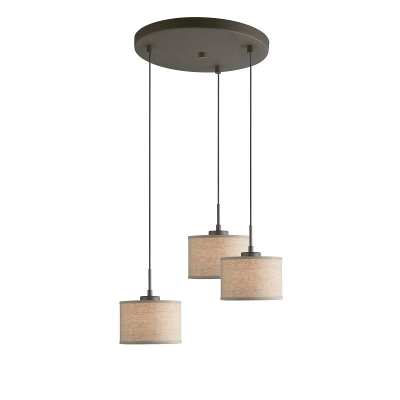Woodbridge Lighting 13324MEB-S108 3 Light Metallic Bronze Multi Light Sale $265.14 ITEM: bci2199745 ID#:13324MEB-S10801 :