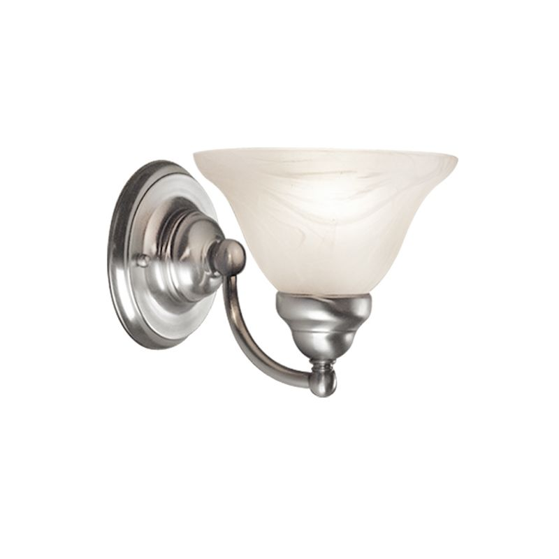 Woodbridge Lighting 50025-STN 1 Light Up Light Bathroom Fixture from Sale $36.72 ITEM: bci1860505 ID#:50025-STN :