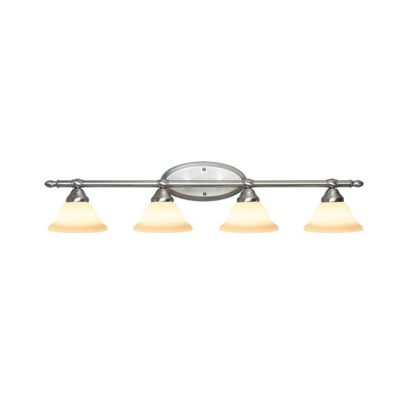 Woodbridge Lighting 50032 Cambria 4 Light Vanity Light Satin Nickel
