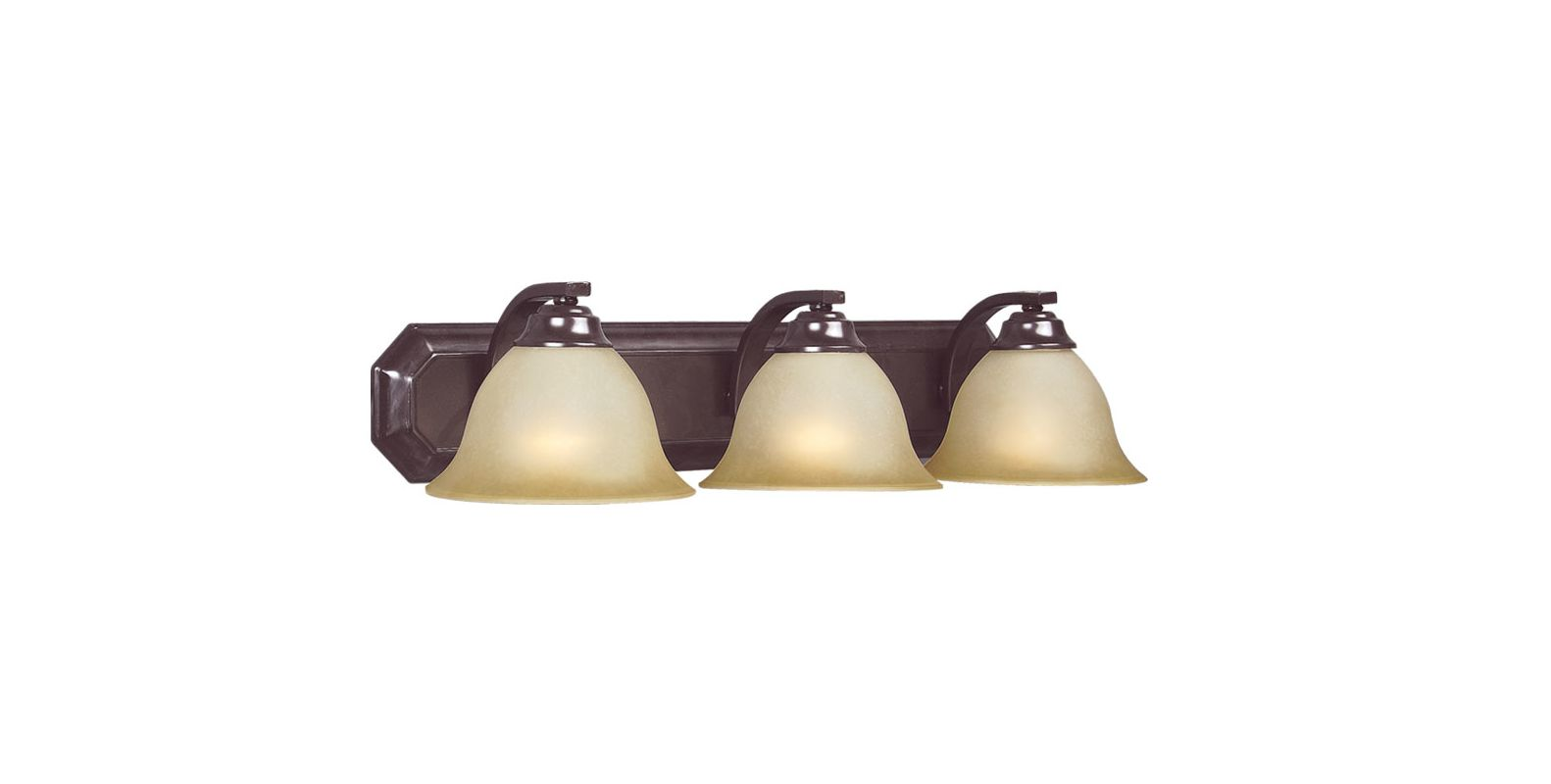 Woodbridge Lighting 50062 Marissa 3 Light Vanity Light Mahogany Bronze Sale $99.70 ITEM: bci2196038 ID#:50062-MAB :