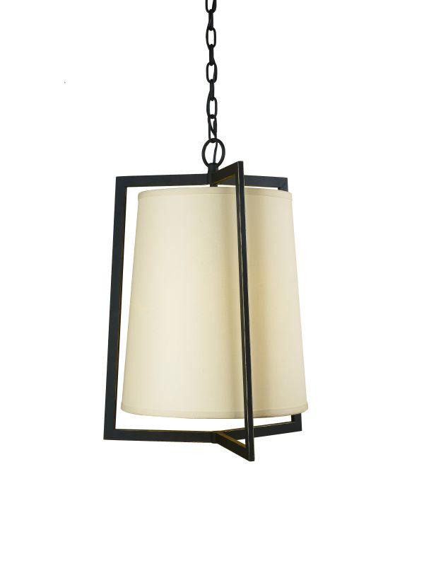 Woodbridge Lighting 12320-BLK 1 Light Down Light Foyer Pendant from Sale $200.32 ITEM: bci1860254 ID#:12320-BLK :