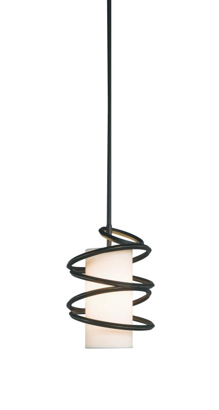Woodbridge Lighting 12523BLK-S10401 1 Light Down Light Mini Pendant