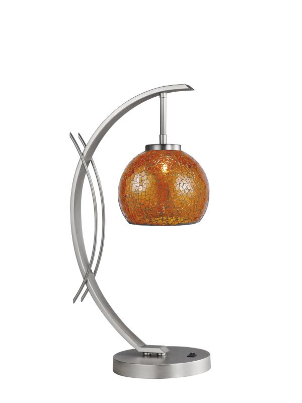 Woodbridge Lighting 13481STN-M00AMB 1 Light Table Lamp from the Sale $173.71 ITEM: bci1860361 ID#:13481STN-M00AMB :