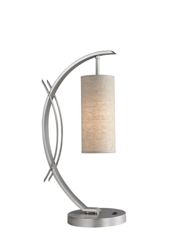 Woodbridge Lighting 13482STN-S10401 1 Light Table Lamp from the