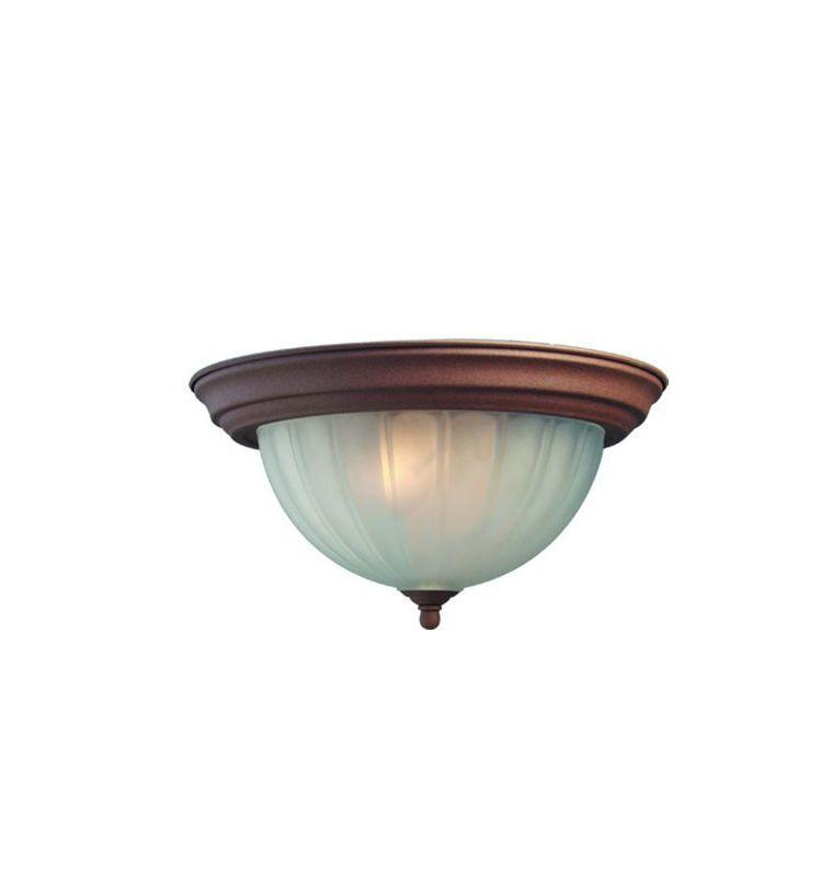 Woodbridge Lighting 31006-ABZ 1 Light Down Light Flushmount Ceiling