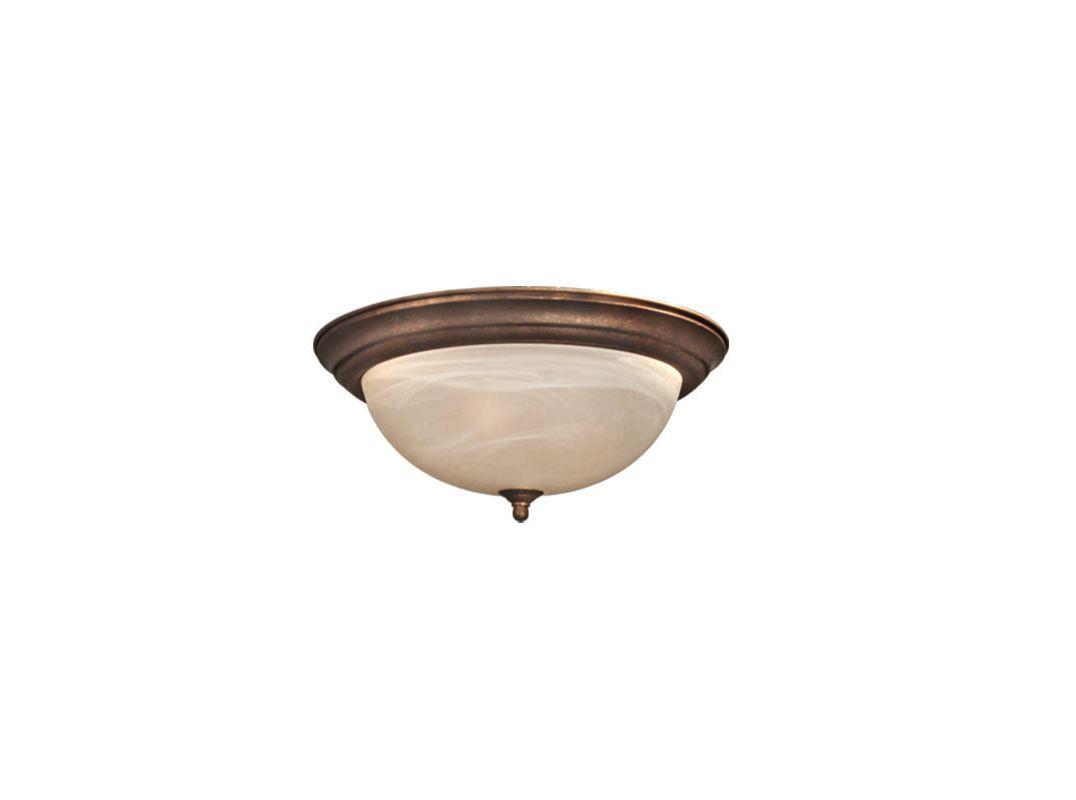 Woodbridge Lighting 31010-MBZ 2 Light Down Light Flushmount Ceiling Sale $26.54 ITEM: bci1860466 ID#:31010-MBZ :