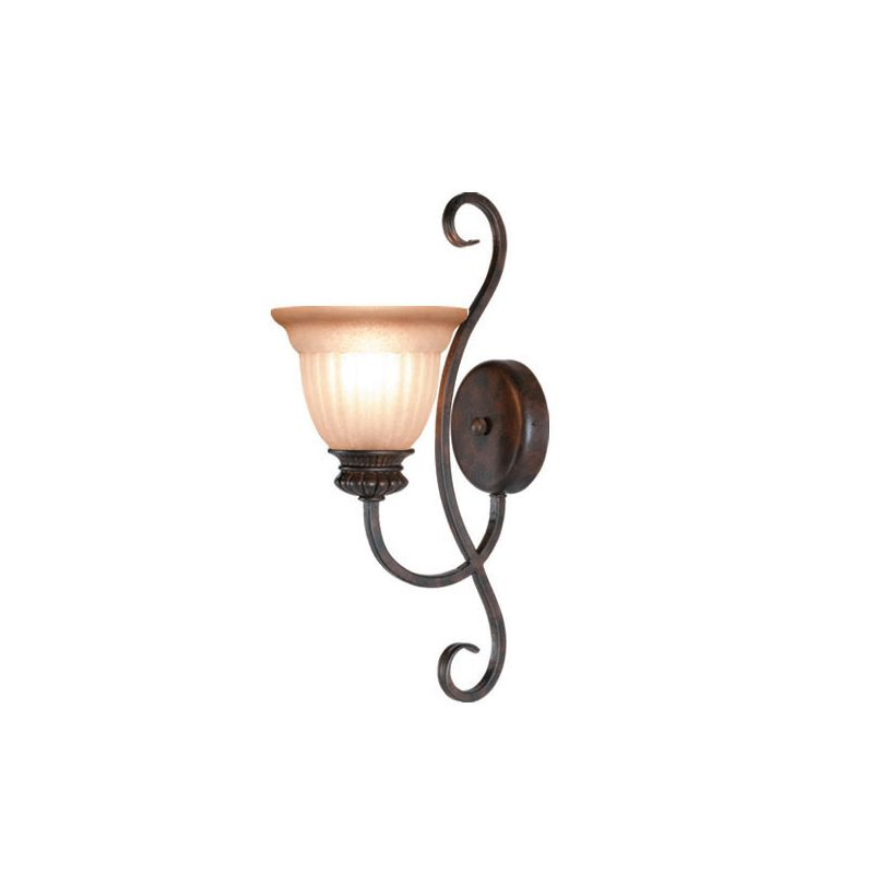 Woodbridge Lighting 42025-RBZ 1 Light Up Light Wall Sconce from the Sale $73.14 ITEM: bci1860496 ID#:42025-RBZ :