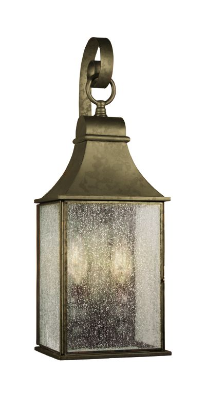 World Imports WI61308 2 Light Outdoor Wall Sconce from the Revere