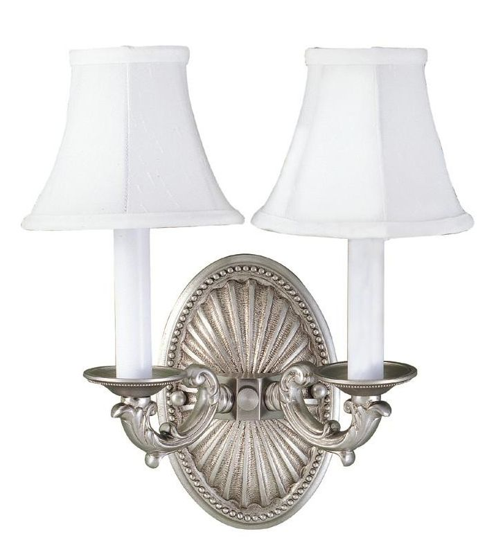 World Imports WI6208 Up Lighting Wall Sconce Pewter Indoor Lighting Up