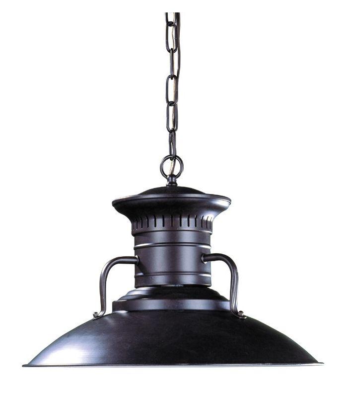 World Imports WI76101 Pendant Light Bronze Indoor Lighting