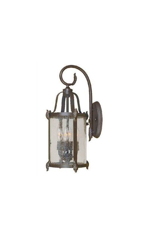 World Imports WI169389 Old Sturbridge 4 Light Outdoor Wall Sconce