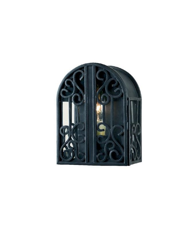 World Imports WI525042 Sevilla 1 Light Outdoor Wall Sconce Rust Sale $226.71 ITEM: bci2405524 ID#:WI525042 UPC: 897821002470 :
