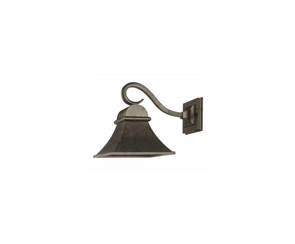 World Imports WI6130106 Dark Sky Revere 3 Light Outdoor Wall Sconce