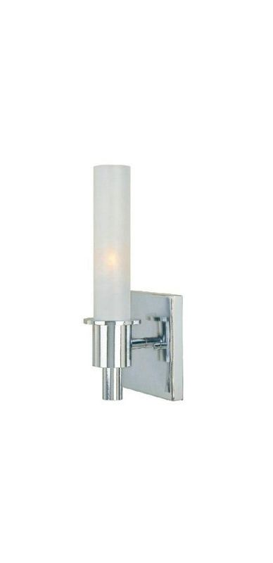 World Imports WI782108 Dunwoody 1 Light ADA Compliant Wall Sconce
