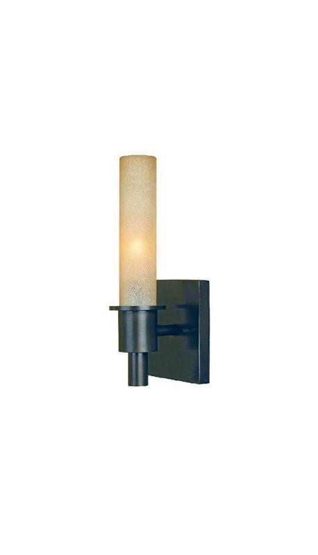 World Imports WI782188 Dunwoody 1 Light ADA Compliant Wall Sconce Oil