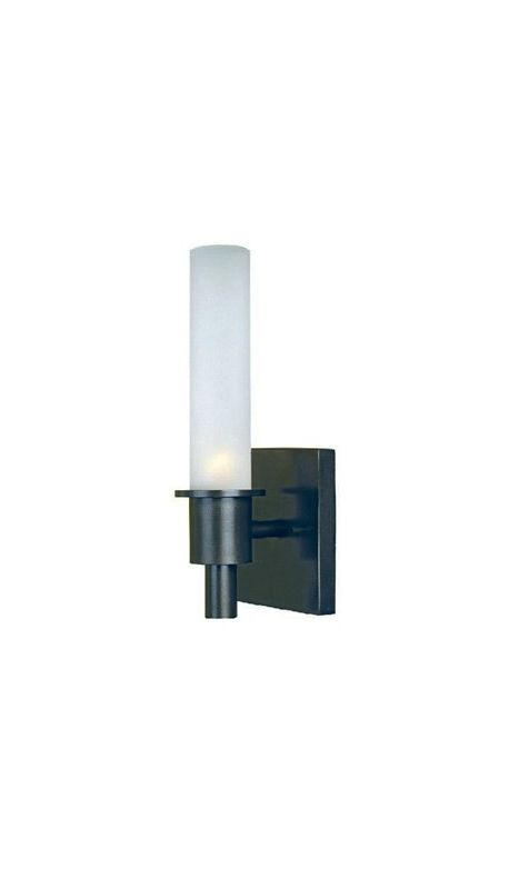 World Imports WI7821WH88 Dunwoody 1 Light Wall Sconce Oil Rubbed