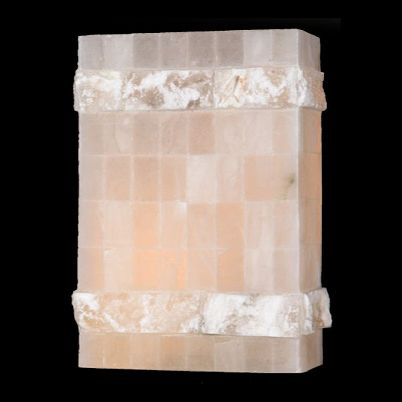 "Worldwide Lighting W23802F8 Pompeii 1 Light 8"" ADA Wall Sconce in"