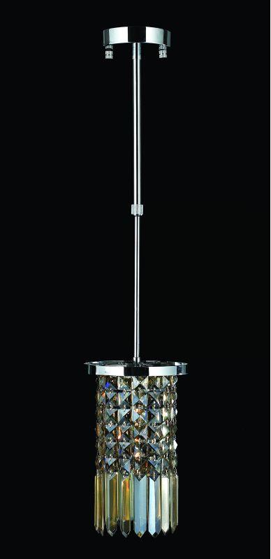 """Worldwide Lighting W83531C6-GT Torrent 1 Light 6"""" Ambient Lighting"""