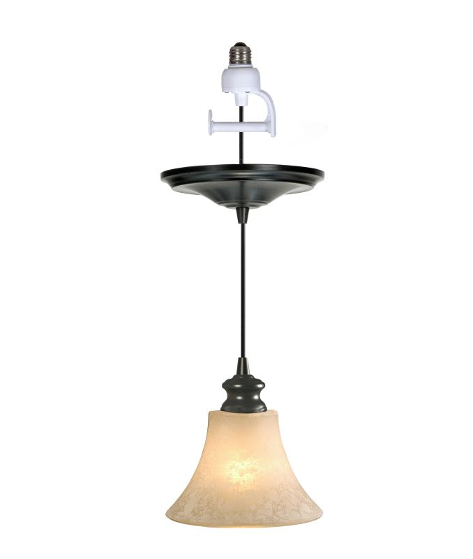 Worth Home Products PBN-0302-0011 Instant Pendant Series Single Light