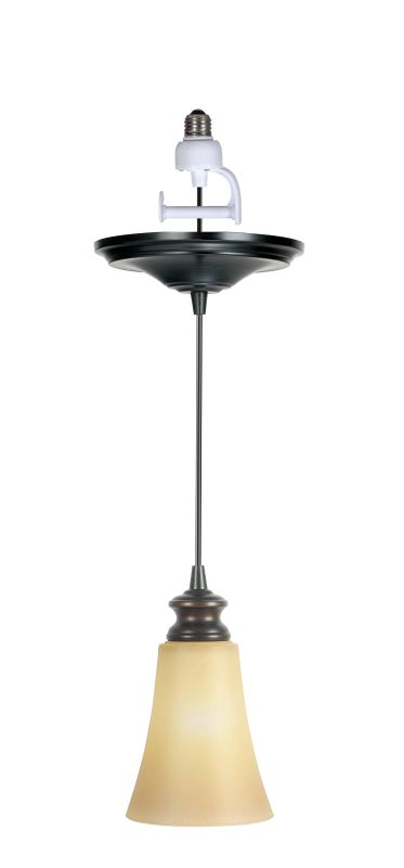 Worth Home Products PBN-0918-0011 Instant Pendant Series Single Light