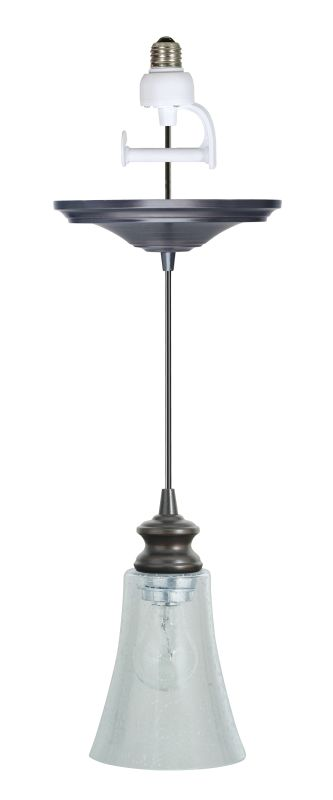 Worth Home Products PBN-0924-0011 Instant Pendant Series Single Light