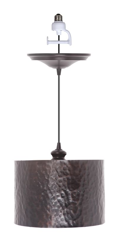 Worth Home Products PBN-4934-0011 Instant Pendant Series Single Light