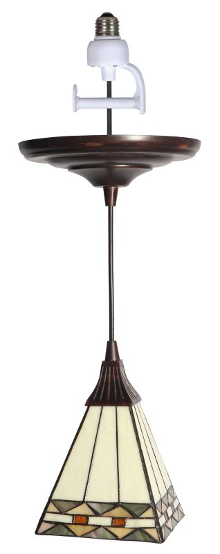 Worth Home Products PKN-5030 Instant Pendant Series Single Light 5.75""