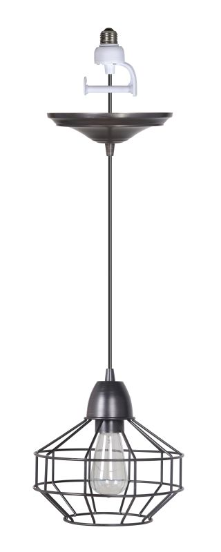Worth Home Products PKN-9411 Instant Pendant Series Single Light 10""