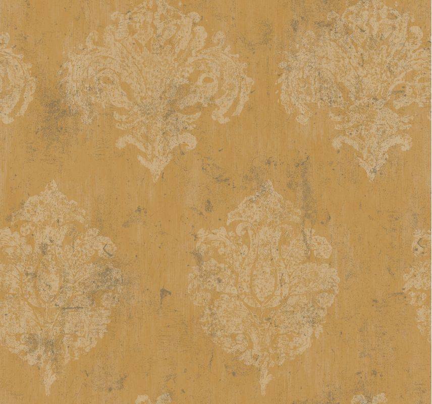 York Wallcoverings CW9210 Metallics Book Chateaux Wallpaper Gold Sale $71.24 ITEM: bci2355812 ID#:CW9210 UPC: 34878051987 :