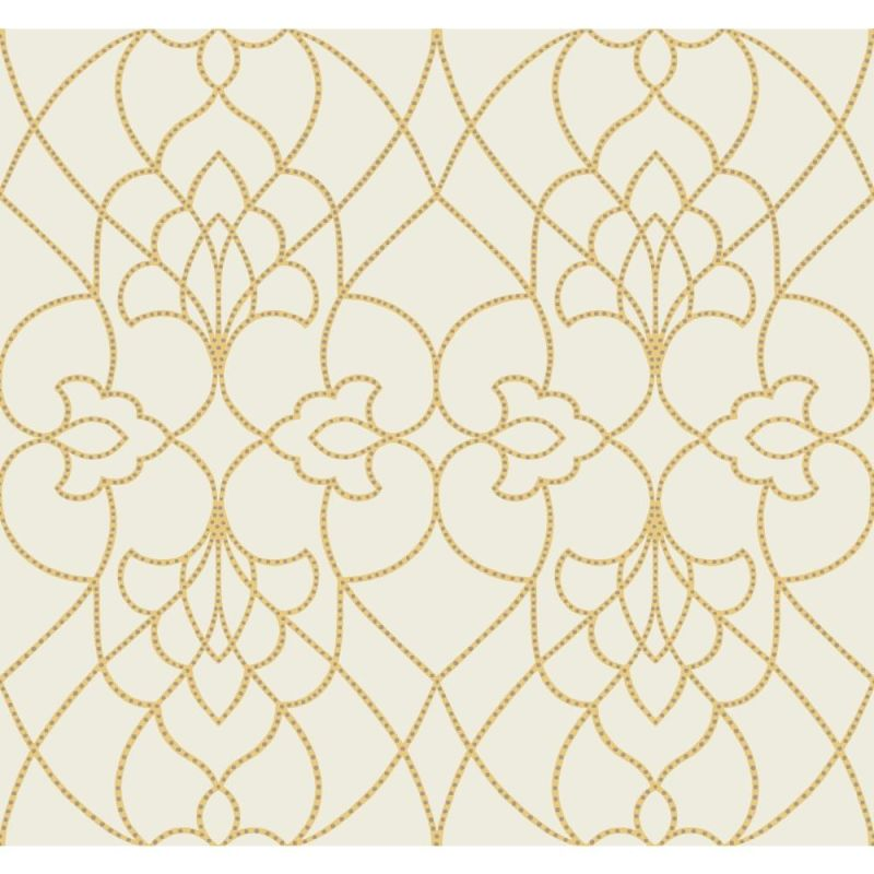 York Wallcoverings DN3736 Modern Luxe Dotted Pirouette Wallpaper Sale $101.98 ITEM: bci2666375 ID#:DN3736 UPC: 34878732152 :