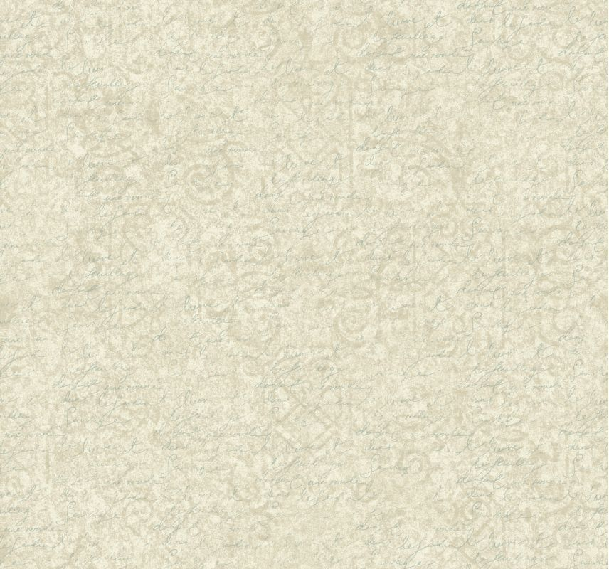 York Wallcoverings ER8155 Waverly Cottage Pen Pal Wallpaper Cream / Sale $71.24 ITEM: bci2543859 ID#:ER8155 UPC: 34878255446 :