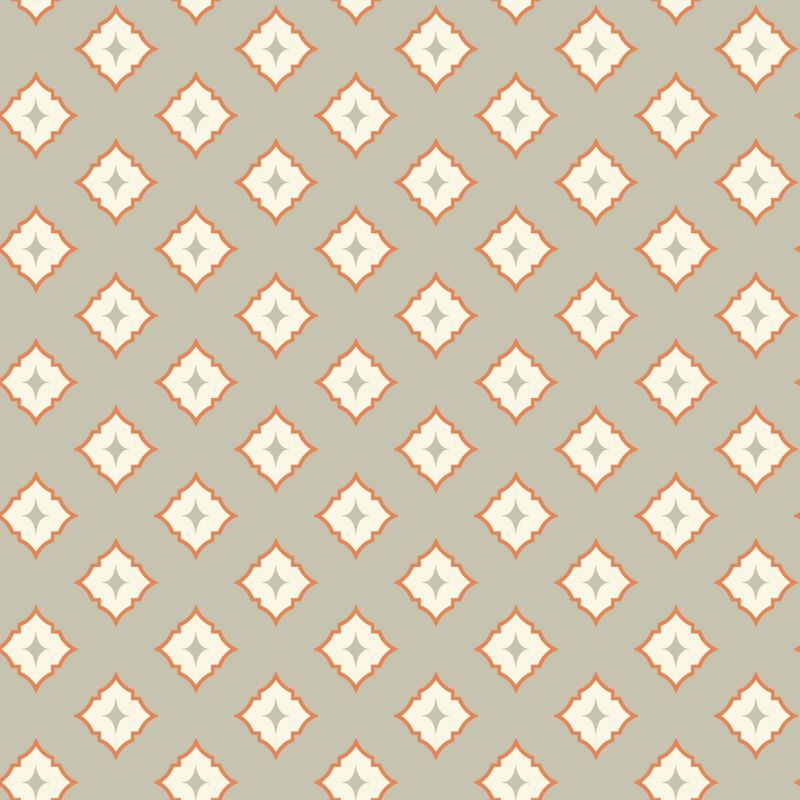 York Wallcoverings GE3616 Ashford Geometrics Moroccan Spot Wallpaper
